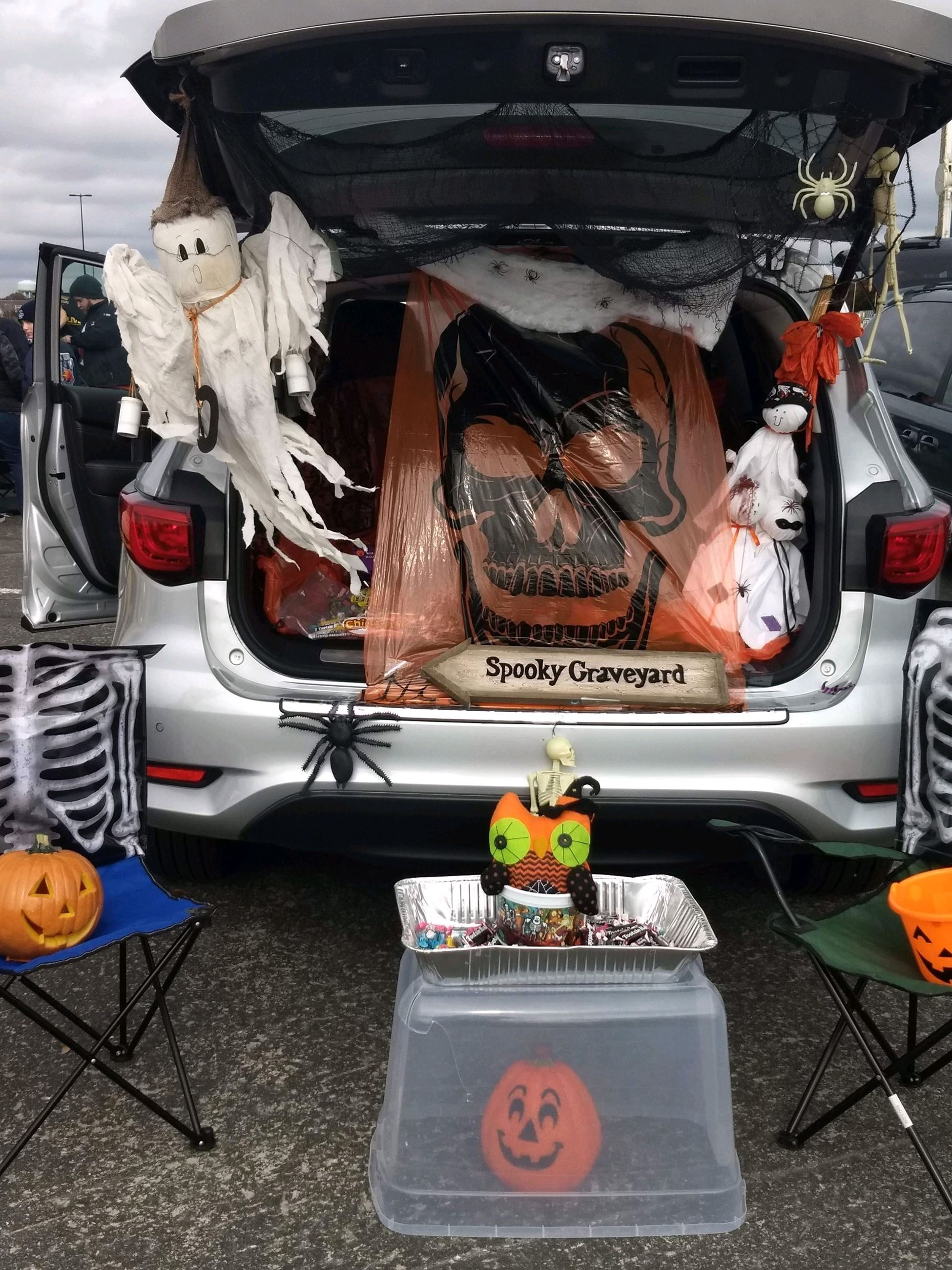Legislator Abrahams - Trunk or Treat 2019