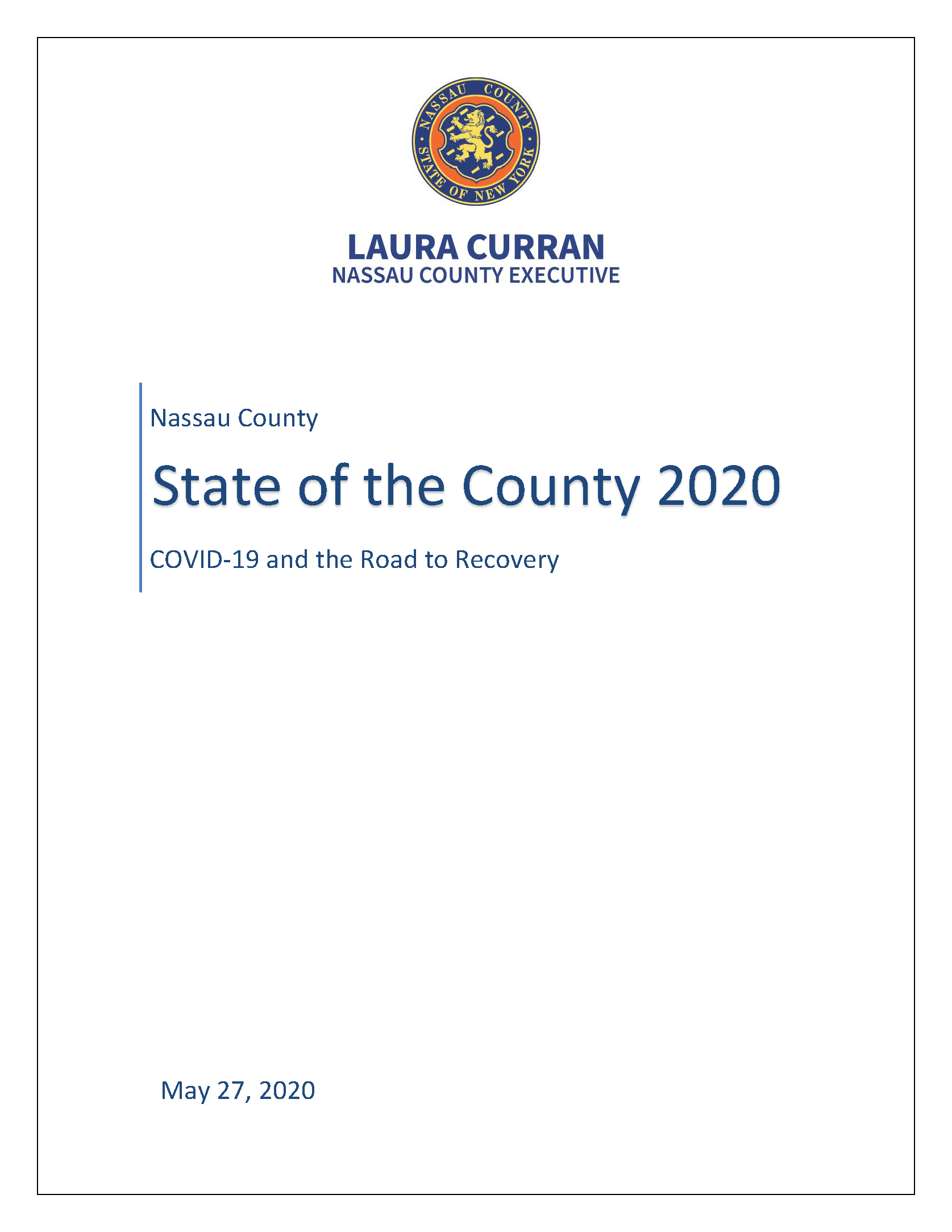 State of the County Report 5-27-20 Final Draft Title Page Opens in new window