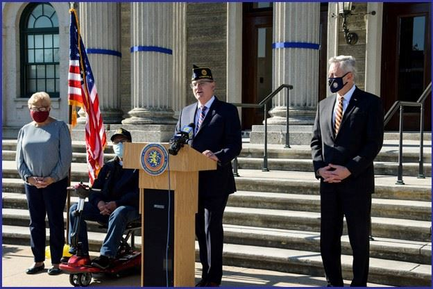NASSAU COUNTY LEGISLATURE ANNOUNCES NEW VETERANS LEGISLATION AHEAD OF VETERANS DAY