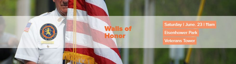 Walls of Honor Ceremony