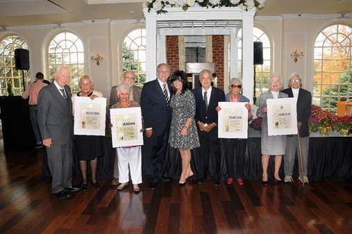 MANGANO RENEWS MARRIAGE VOWS FOR OVER 250 NASSAU COUPLES AT THE CORAL HOUSE