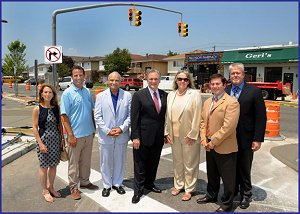 New Traffic Light for East Park Avenue