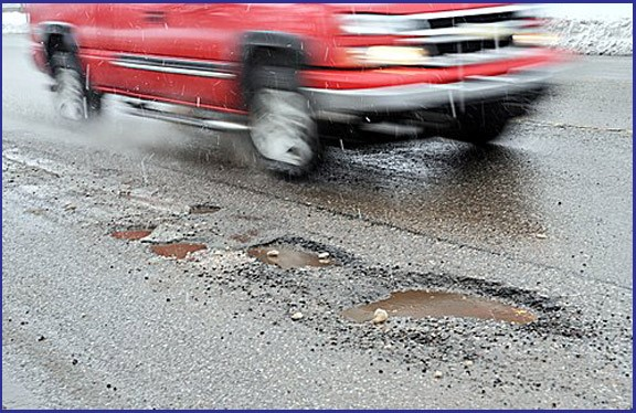 Nassau County Legislator Vincent T. Muscarella is pleased to announce a new, aggressive plan to repair potholes in Nassau County.